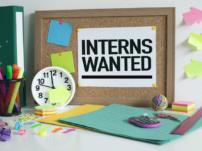 Interns wanted !