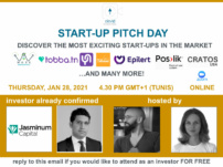 Cynoia will participate in start-up pitch day by elevid