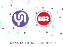 Cynoia joins The Dot !